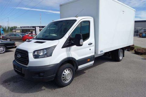 Ford Transit Fahrgestell Koffer Kommission netto 22.000 bei Toferer Autohandel & Service GmbH & Co KG in