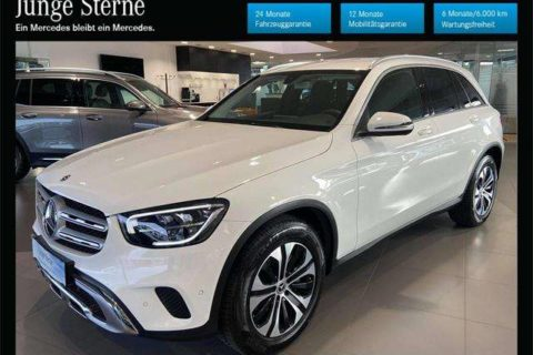 Mercedes-Benz GLC 200 D 4MATIC bei Toferer Autohandel & Service GmbH & Co KG in