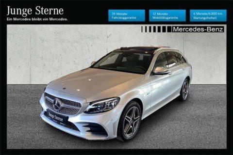 Mercedes-Benz C 300 de Diesel Hybrid T-Modell bei Toferer Autohandel & Service GmbH & Co KG in