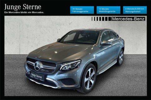 Mercedes-Benz GLC 220 d 4MATIC Coupé bei Toferer Autohandel & Service GmbH & Co KG in