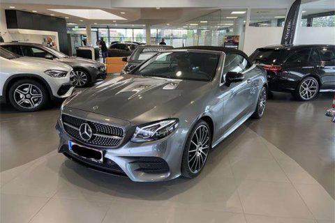 Mercedes-Benz E 220 d 4MATIC Cabriolet bei Toferer Autohandel & Service GmbH & Co KG in
